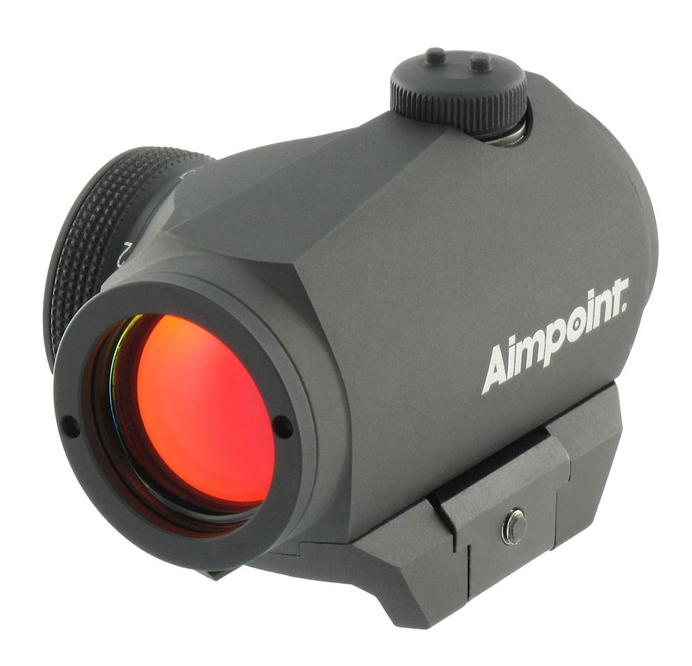 Aimpoint Micro H1 2MOA