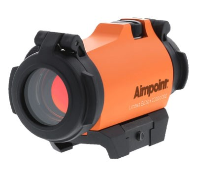 Aimpoint Micro H2 2MOA Orange Limited Edition
