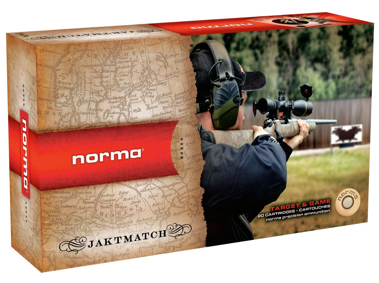 Norma Jaktmatch 7mm Rem.Mag