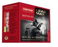 Norma Leadmax Match.12 7,5 bly 24g