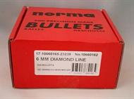 Bergerkula 6 mm 105 gr Diamond Line