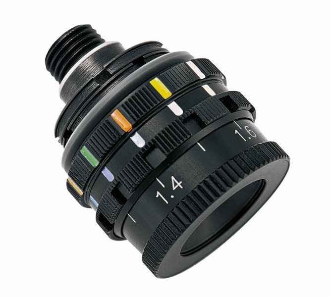 ahg-IRIS DISC TWIN with 10 filters,