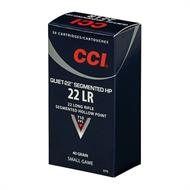 CCI 22 LR Segmented Quiet HP 40 g